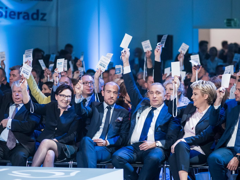 Prezydent Warszawy nie było na konwencji PO. Halicki tłumaczy