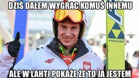PŚ w Willingen: Kamil Stoch piąty. Memy po niedzielnym konkursie skoków