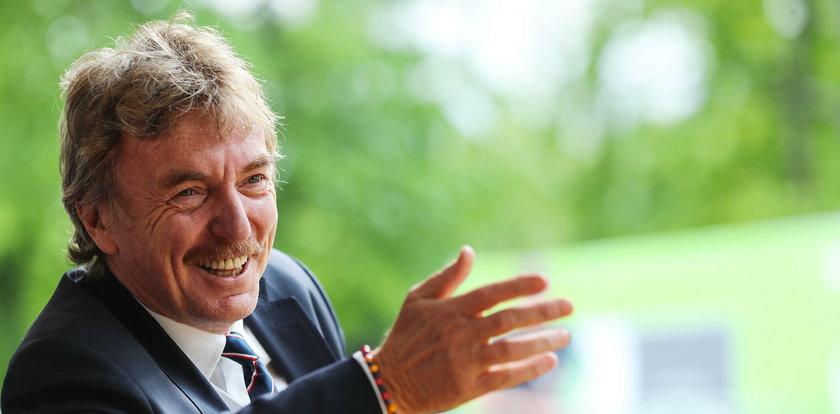 Zbigniew Boniek wyznaje z okazji swoich 65. urodzin: Starość mnie trochę przeraża