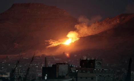 Jedan od smrtonosnih napada u Jemenu