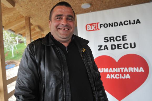 Aleksandar Lazarević, vlasnik