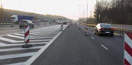 Koniec utrudnień na autostradzie