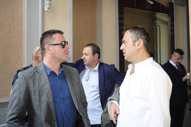 Vlado Georgijev i Sergej Trifunović