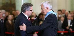 Prezydent wręczył najwyższe polskie odznaczenie