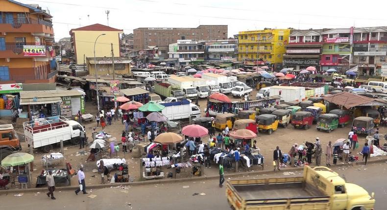 6 estates in Nairobi area with sexually explicit Kikuyu names