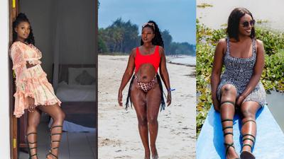 Apparently mums shouldn't wear bikinis at the beach- Maureen Waititu decries double standards over Bikini photos