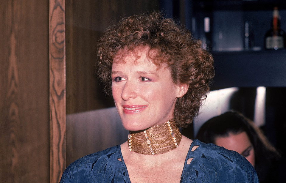 Glenn Close (lata 80.)