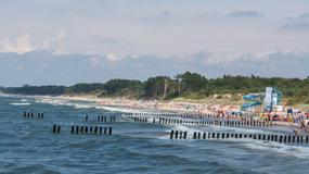 Kąpielisko w Łazach po raz pierwszy z Błękitną Flagą