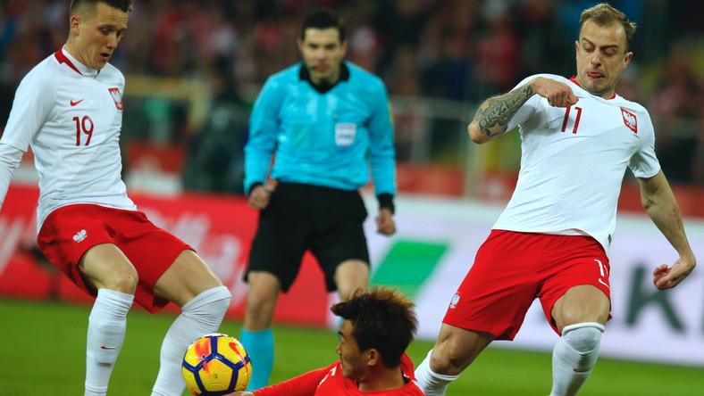 Biało-czerwoni zagrali w Chorzowie po raz pierwszy od października 2009 roku, gdy w eliminacjach mistrzostw świata ulegli – w zimowych warunkach - Słowacji 0:1.