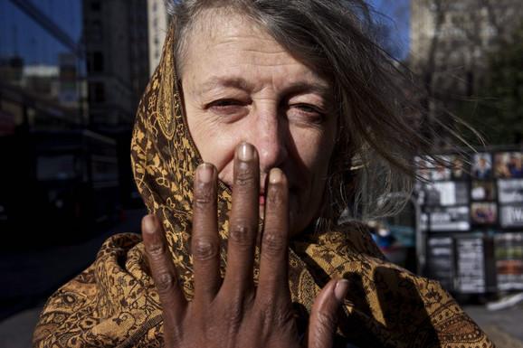 Džoj kaže da je projekat promenio njen stav o sugrađanima(FOTO: Joy Mckinney)