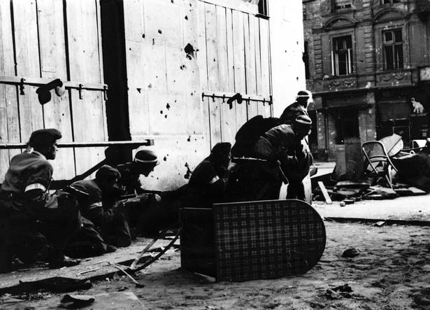 """Eugeniusz Lokajski """"Brok"""" robił zdjęcia przez cały okres walk w Warszawie"""