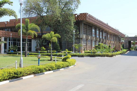 Konferencijski centar Mulunguši u Lusaki