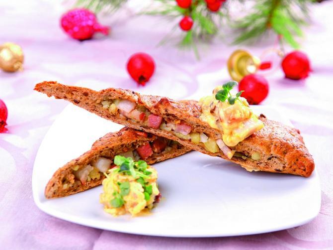 Karbonara pita, ukus koji osvaja