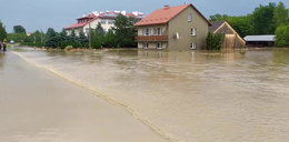 Mieszkańcy Hadel Szklarskich: Przez naszą wieś przeszło tsunami!