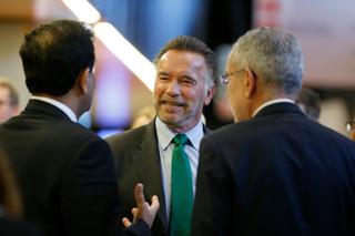 Arnold Schwarzenegger: Lokalni liderzy to ważni gracze w ochronie klimatu