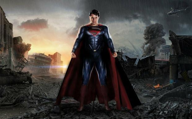 Henri Kavil ne veruje u Supermenovu kletvu