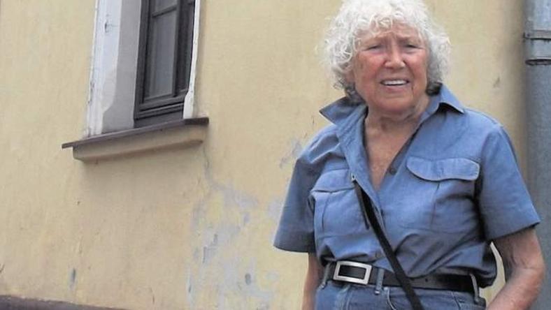 Anna Sokolik chce, aby w wyremontowanym budynku (na zdjęciu) swoje miejsce znalazła m.in. fundacja SFL