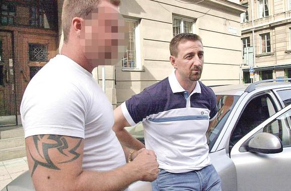 Milan Ševo nakon kriminalnih aktivnosti u Švedskoj vratio se u Srbiju