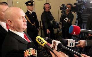 Wojtunik: CBA nie miało w wytycznych walki z przestępczością VAT