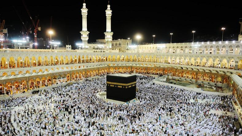 Muzułmanie w Mekce