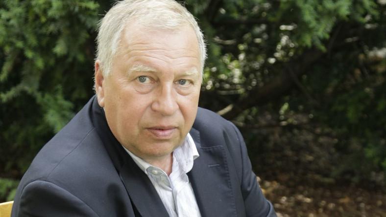 W środę 18 kwietnia Jerzy Stuhr skończy 65 lat.