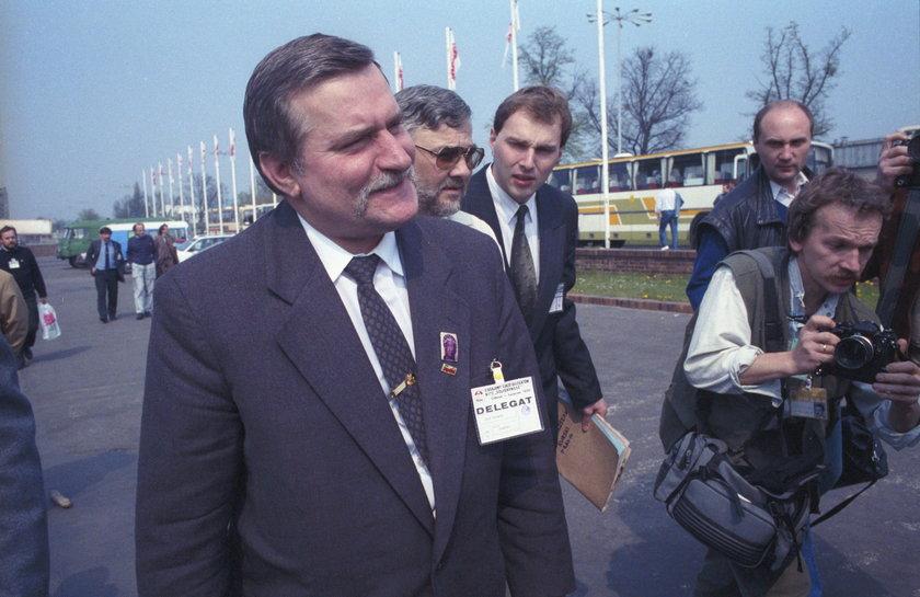 Były szef gabinetu Lecha Wałęsy skazany na karę 25 tys. zł
