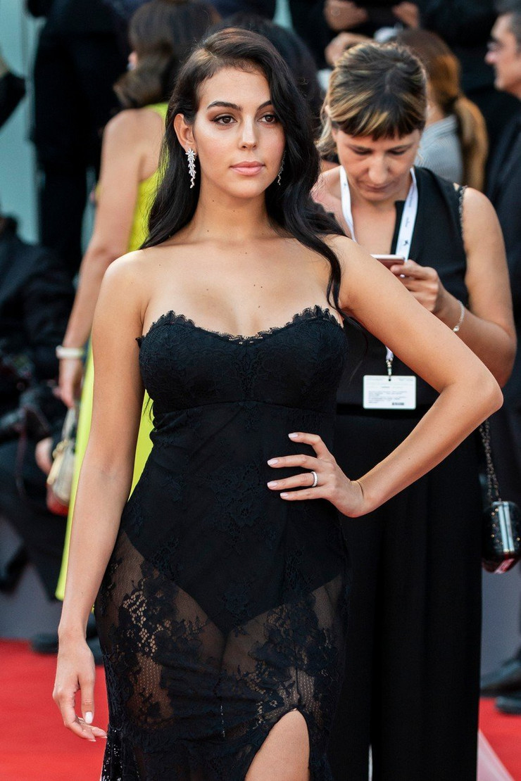 Georgina Rodrigez