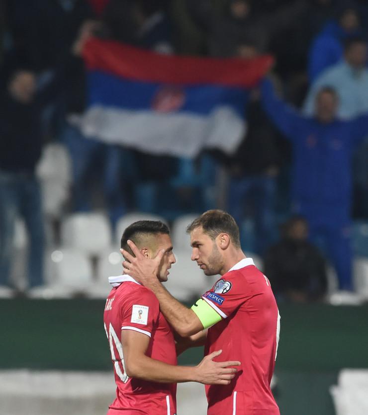 Fudbalska reprezentacija Srbije, Fudbalska reprezentacija Austrije