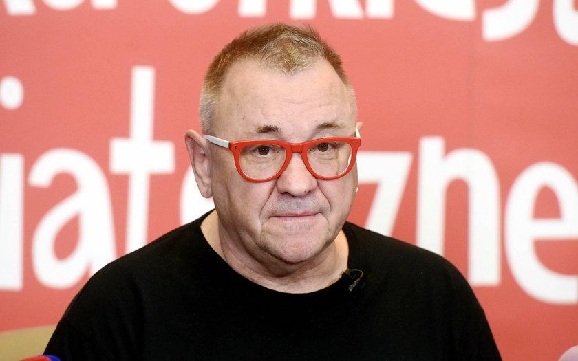 Owsiak apeluje do dziennikarzy TVP. Padły gorzkie słowa