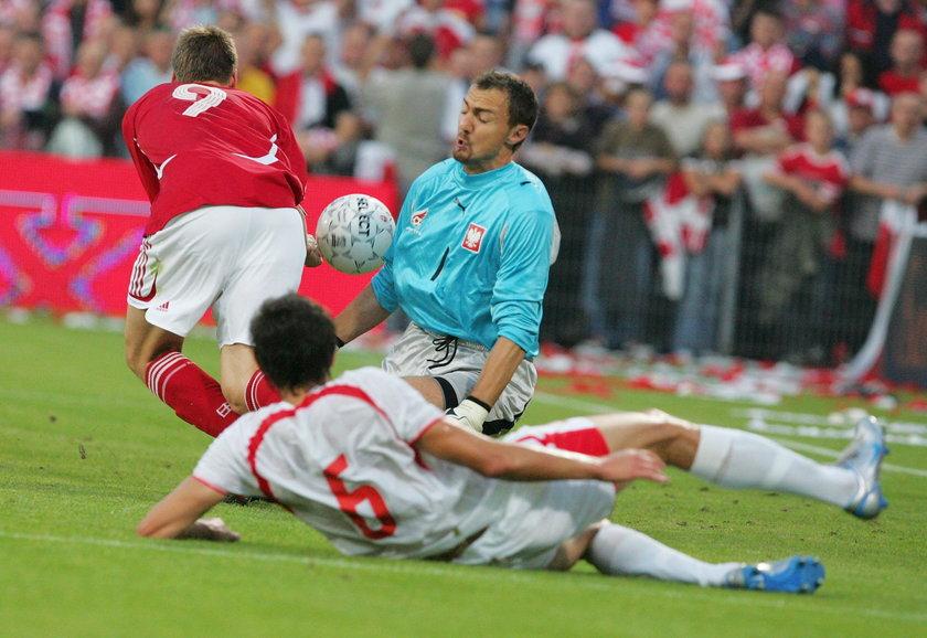 Gdy w 2006 r. Dania mierzyła się z Polską w meczu towarzyskim, Bendtner miał dopiero 18 lat, a już wówczas nadużywał alkoholu.
