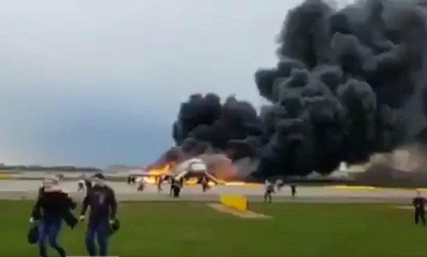 Dodatkowe kontrole po katastrofie na lotnisku Szeremietiewo