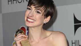 Anne Hathaway: ale ze mnie idiotka!