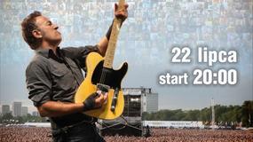 Już 22 lipca Bruce Springsteen w Multikinie