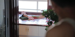 Znaleźli chore dziecko na korytarzu szpitala. Poruszająca historia