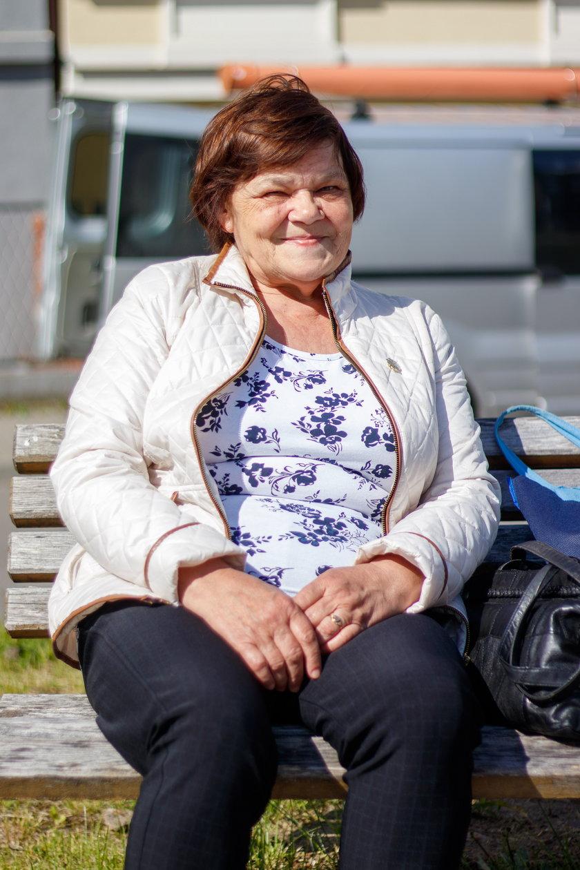 Małgorzata Magleska z Gliwic
