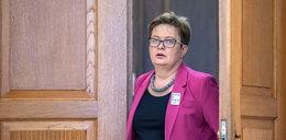 Strażnik z Sejmu groził śmiercią Lubnauer