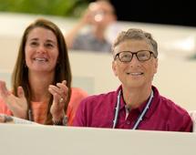 Bill i Melinda Gates wprowadzili w domu surowe zasady dotyczące telefonów komórkowych i korzystania z ekranów