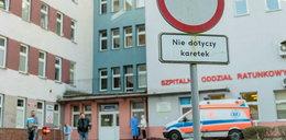 Ognisko koronawirusa we włocławskim szpitalu. Koszmar pacjentów