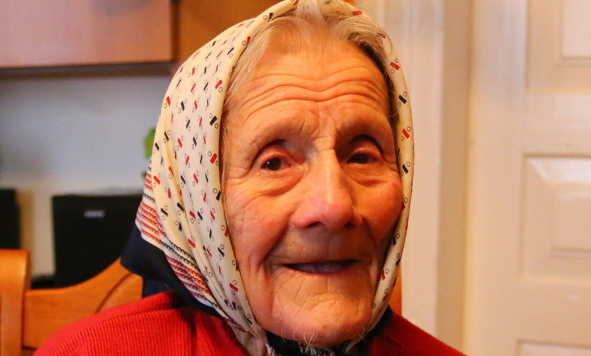 Pani Janina ożyła w kostnicy.