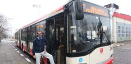 Z czołgu przesiadłsię do autobusu!