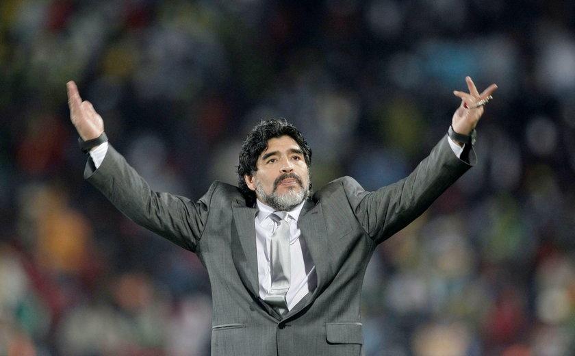 """Pieniądze """"Boskiego Diego"""" się specjalnie nie trzymały, za to potomstwa – głównie nieślubnego – ma mnóstwo."""