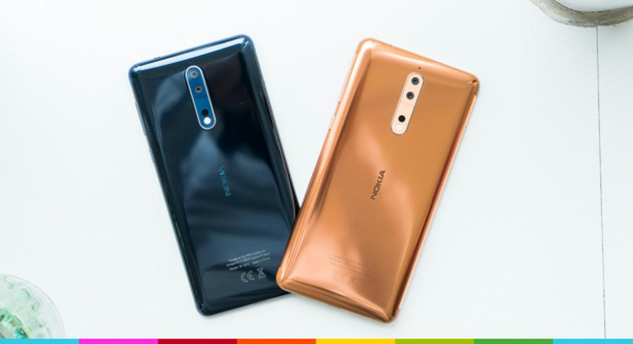 Nokia 8 im Hands-on: Großes Come-back ohne Innovation