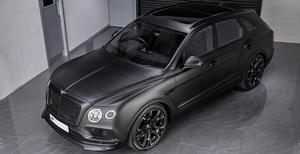 Bentley Bentayga – czy może być gorzej?