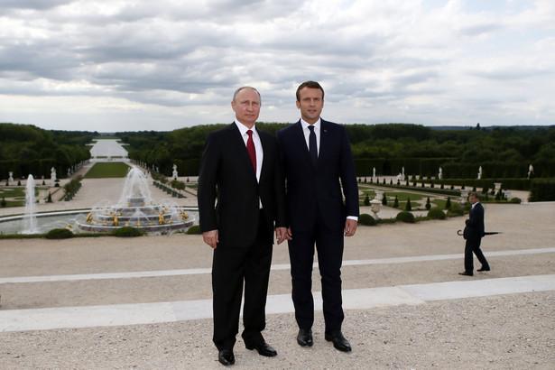 """""""Jeśli niektórzy w Moskwie mają nadzieję, że Macrona można przemienić w drugiego (Jacquesa) Chiraca czy (Nicolasa) Sarkozy'ego, zapewne się rozczarują"""" - uważa ta ekspertka"""