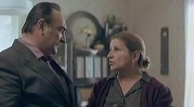 Mira Banjac i Danilo Bata Stojković u
