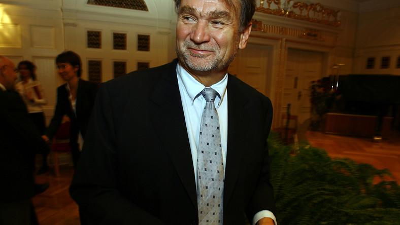 Jan Kulczyk jest czterdziestym bogaczem w regionie