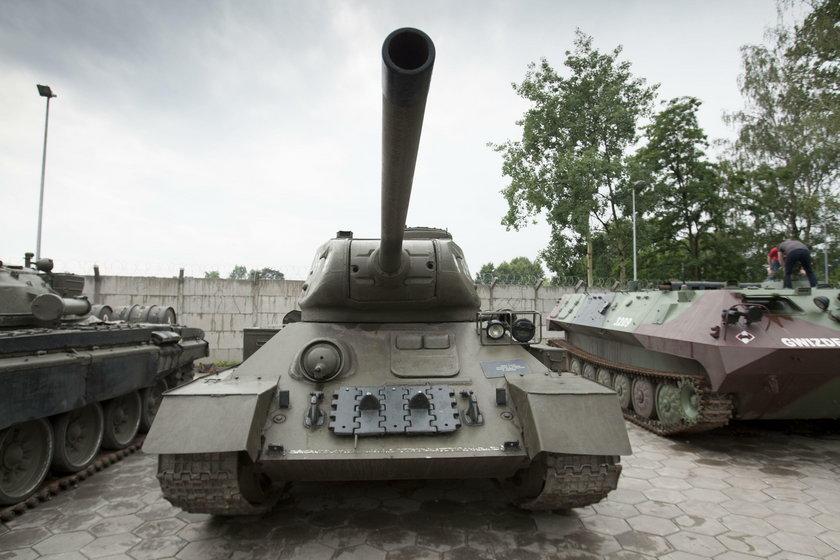 Park Techniki Wojskowej otwarto w Zabrzu