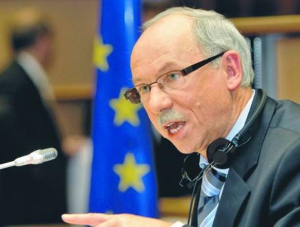 Janusz Lewandowski fot. Parlament Europejski