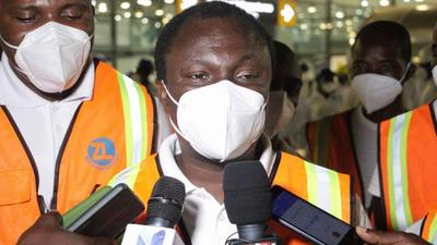 Covid-19 fight: 3rd wave calls for massive disinfection in public places - Zoomlion