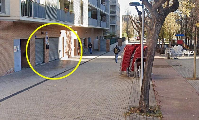 Makabra w barze pod Barceloną.